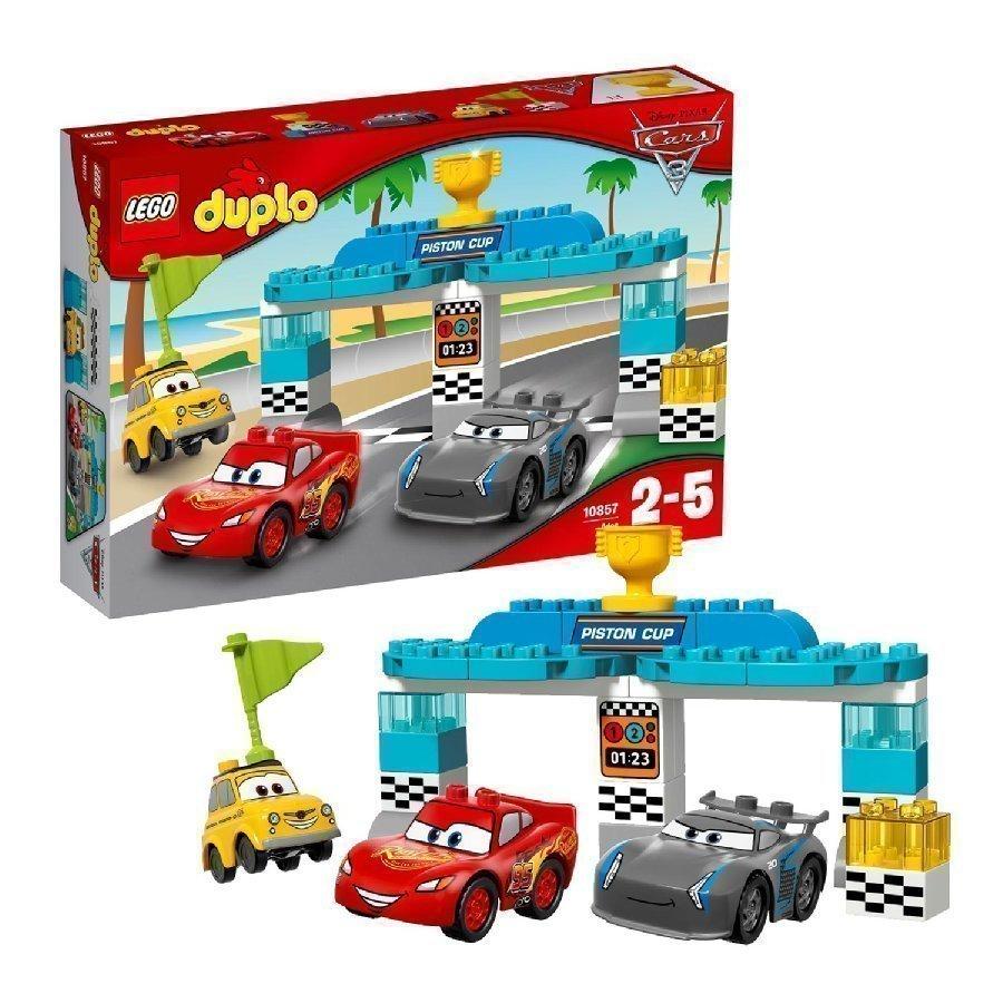 Lego Duplo Cars Piston Cup Kisa 10857