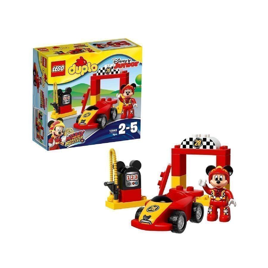 Lego Duplo Disney Mikin Kilpa Auto 10843