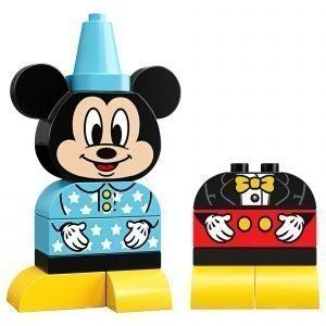 Lego Duplo Disney Tm 10898 Ensimmäinen Mikki Rakennelmani