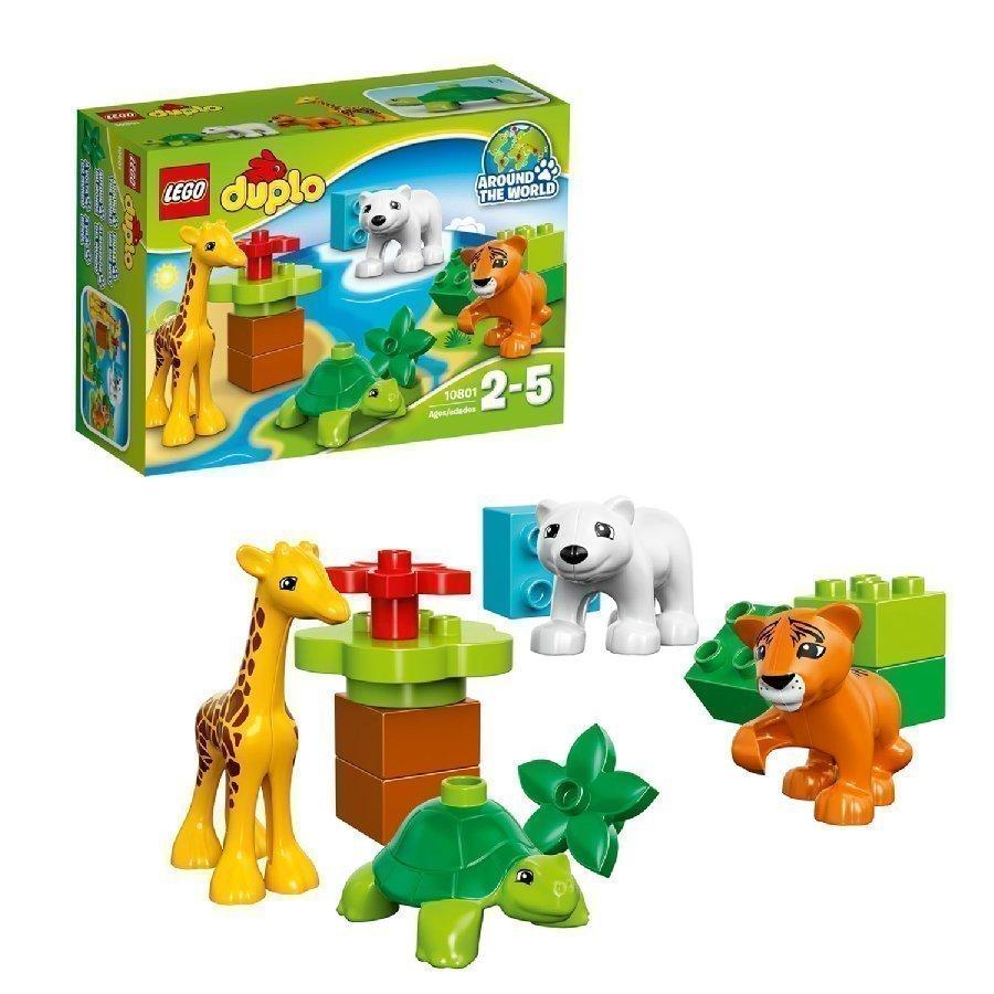 Lego Duplo Eläinvauvat 10801