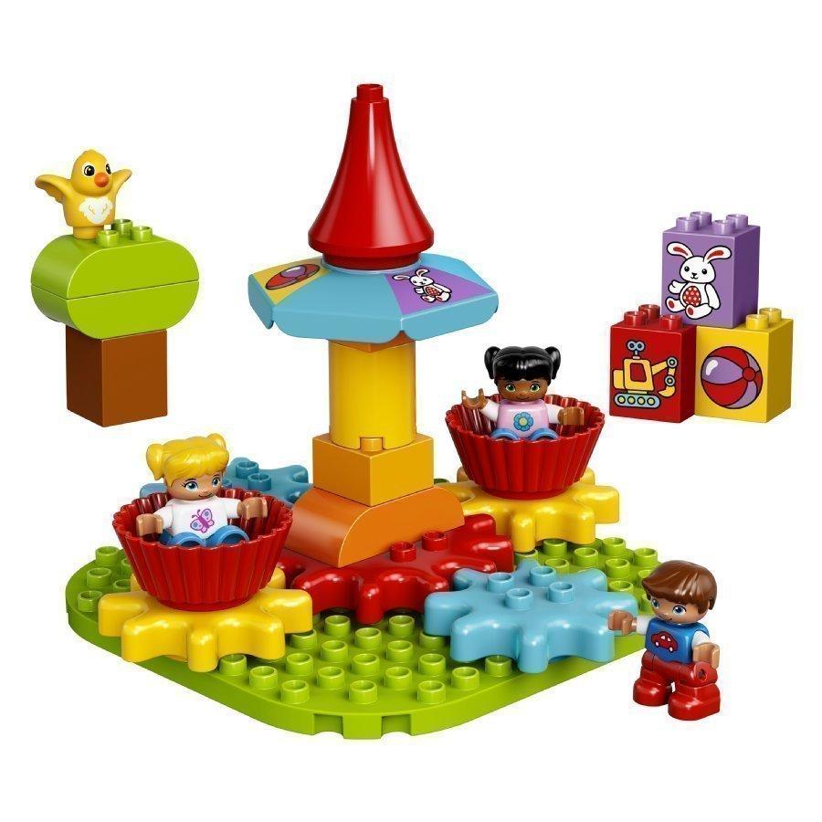 Lego Duplo Ensimmäinen Karusellini 10845