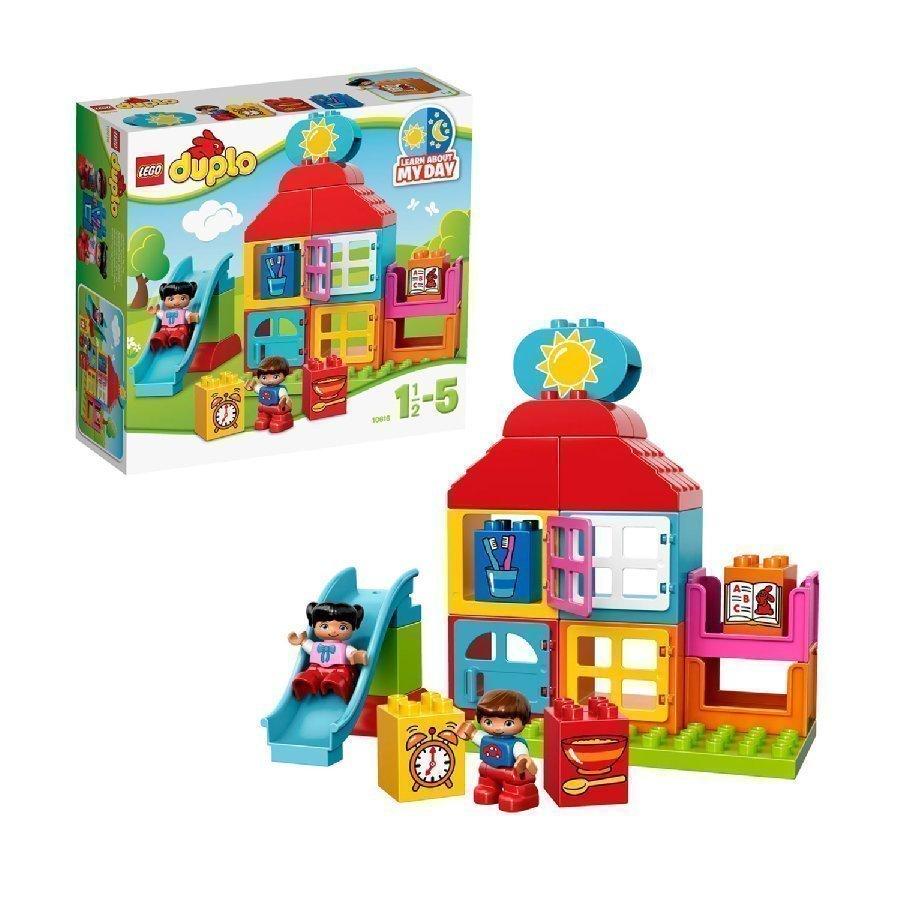 Lego Duplo Ensimmäinen Leikkimökkini 10616