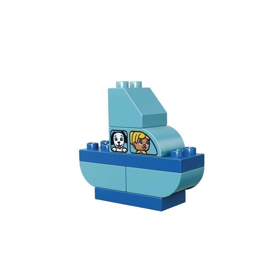Lego Duplo Ensimmäinen Lentokoneeni 10849
