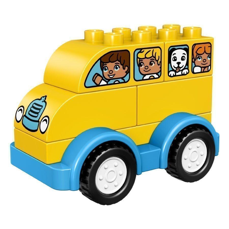Lego Duplo Ensimmäinen Linja Autoni 10851
