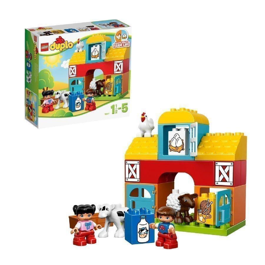 Lego Duplo Ensimmäinen Maatilani 10617