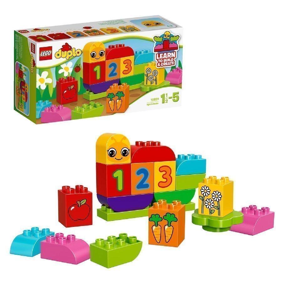 Lego Duplo Ensimmäinen Perhosentoukkani 10831