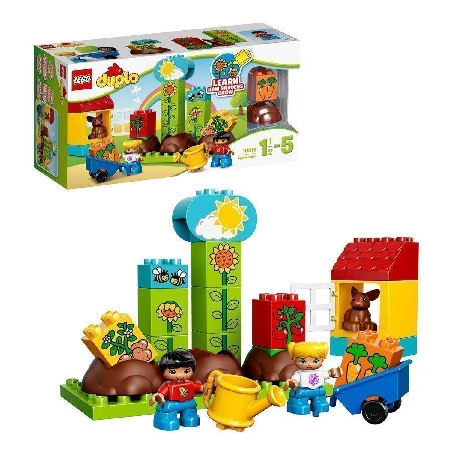 Lego Duplo Ensimmäinen Puutarhani 10819