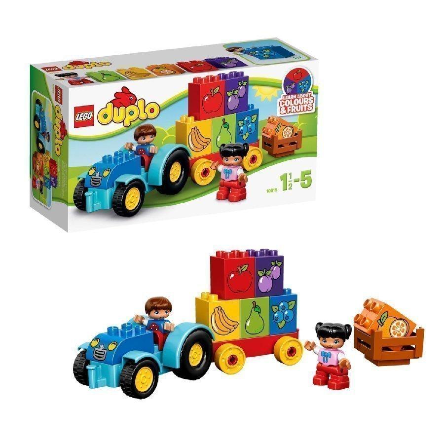 Lego Duplo Ensimmäinen Traktorini 10615