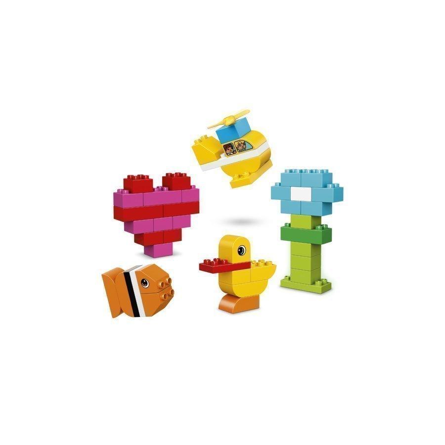Lego Duplo Ensimmäiset Rakennuspalani 10848