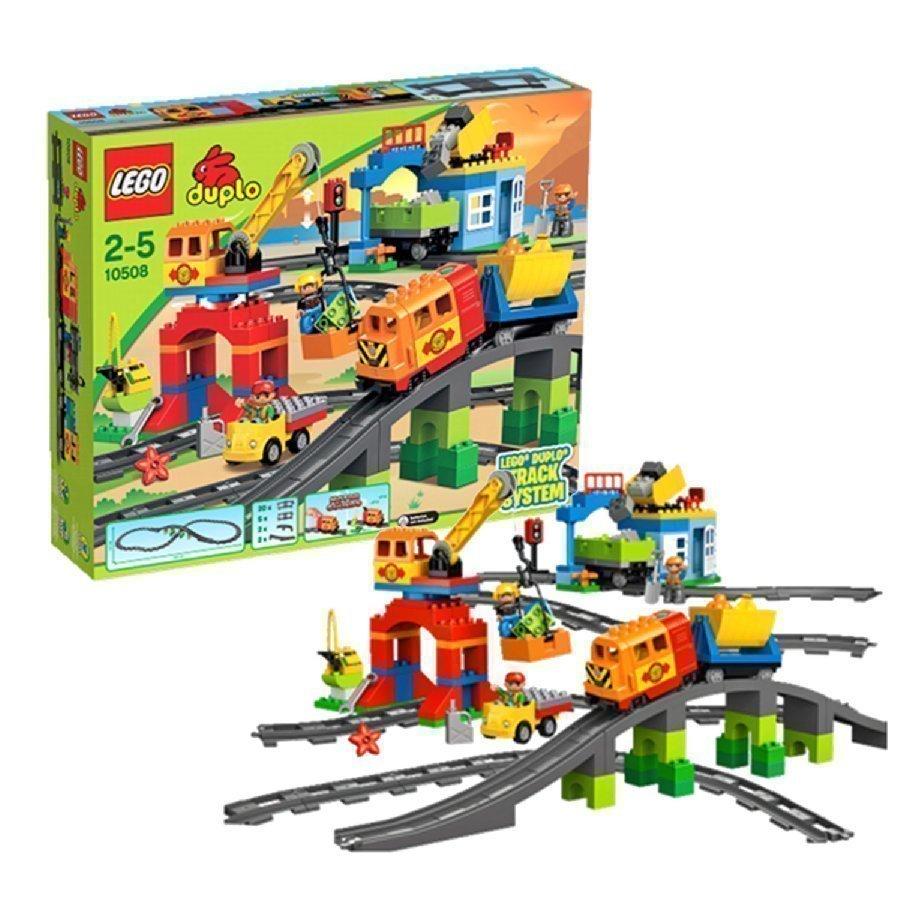 Lego Duplo Erikoisjunarata 10508