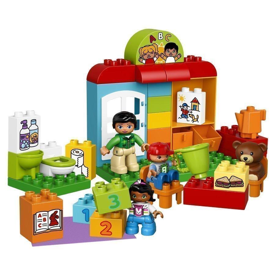 Lego Duplo Esikoulu 10833