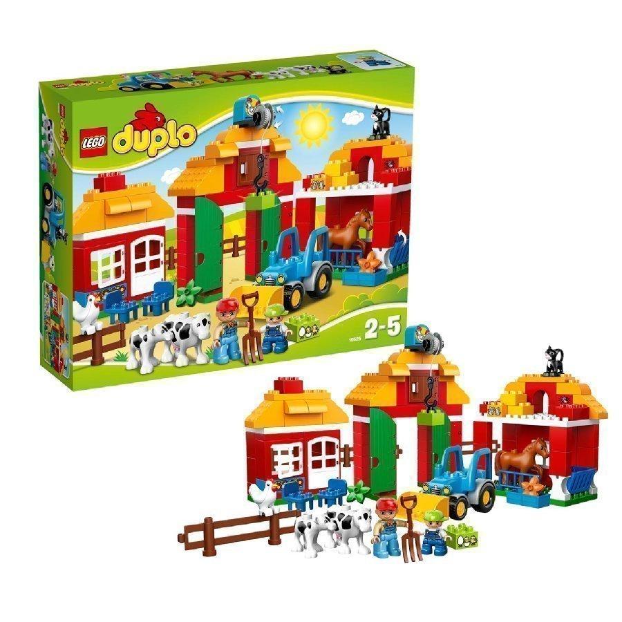 Lego Duplo Iso Maatila 10525
