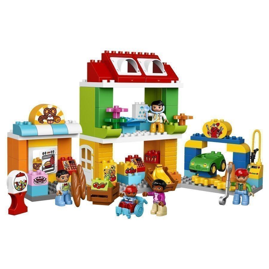 Lego Duplo Kaupunginosa 10836