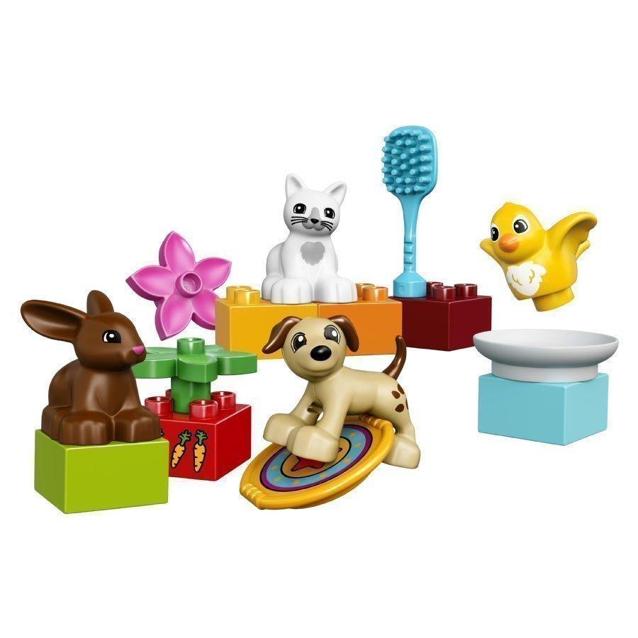Lego Duplo Kotieläimet 10838