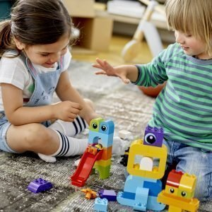Lego Duplo Lego Movie 2 10895 Emmetin Ja Lucyn Vieraat Duplo Planeetalta