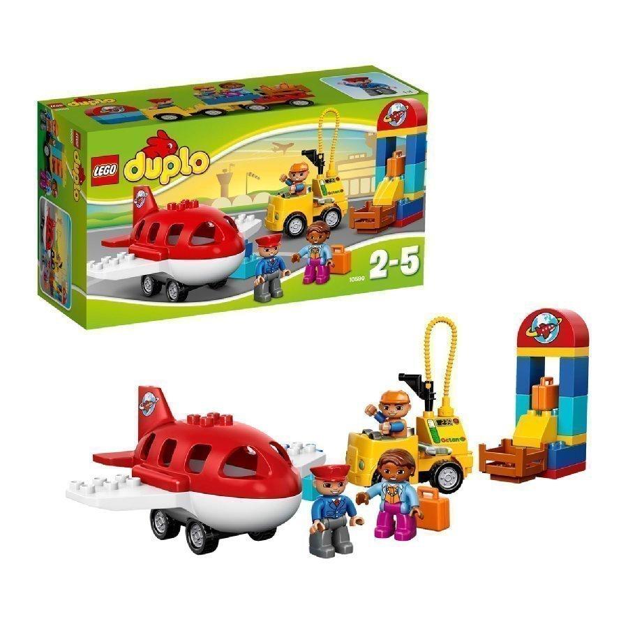 Lego Duplo Lentokenttä 10590