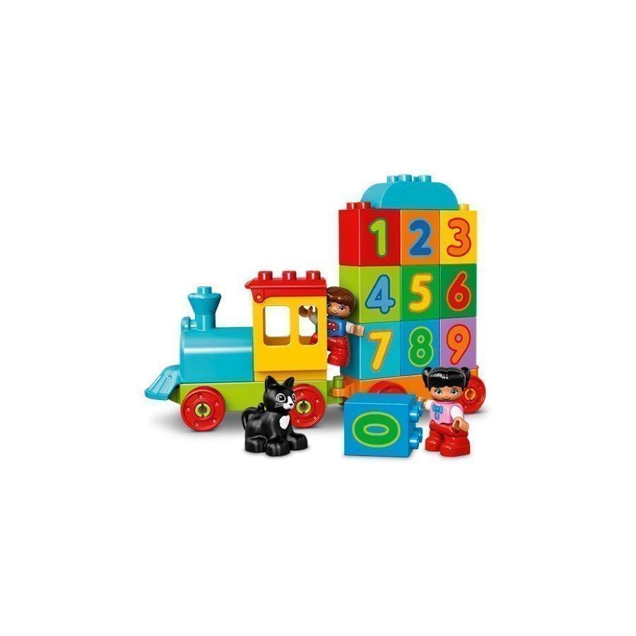 Lego Duplo Lukujuna 10847