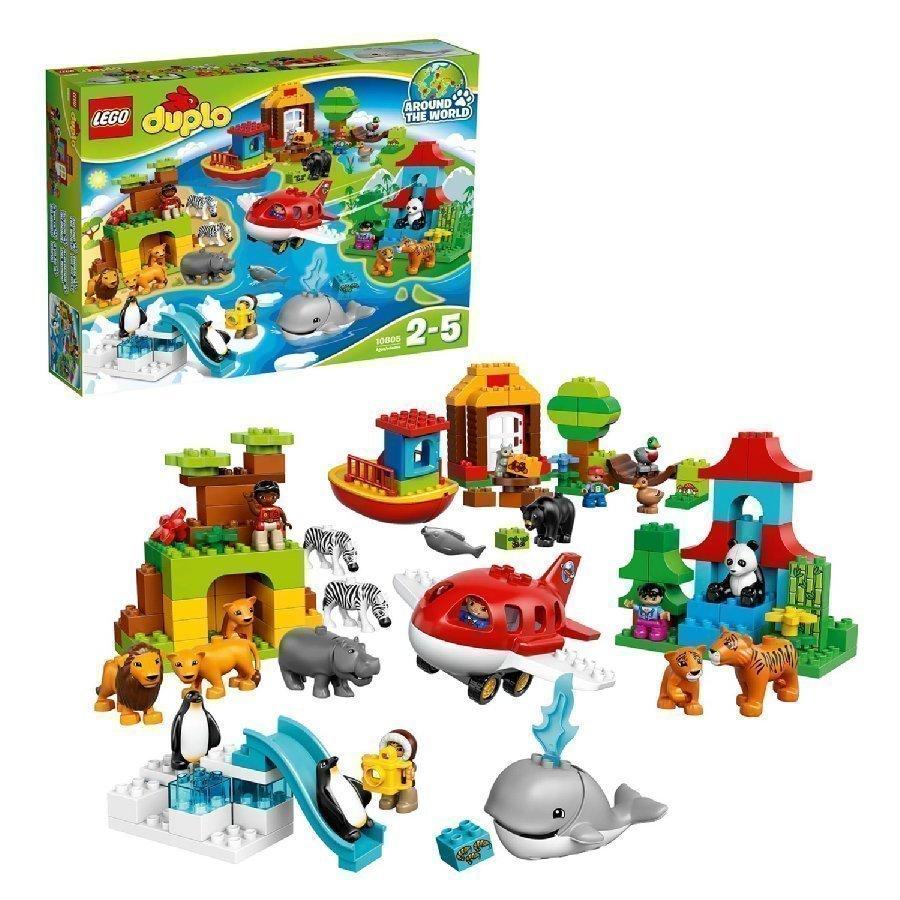 Lego Duplo Maailman Ympäri 10805