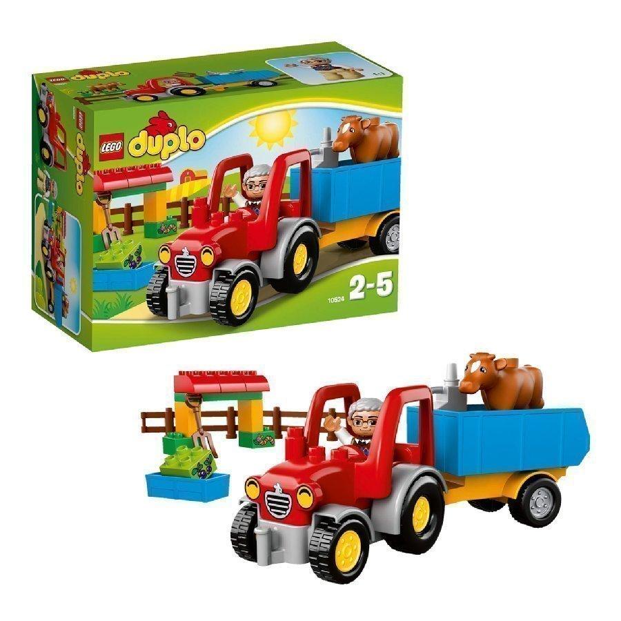 Lego Duplo Maatilan Traktori 10524