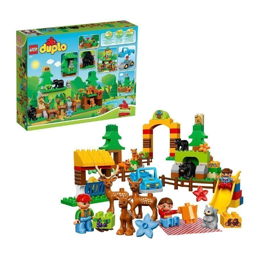 Lego Duplo Metsä Puisto 10584