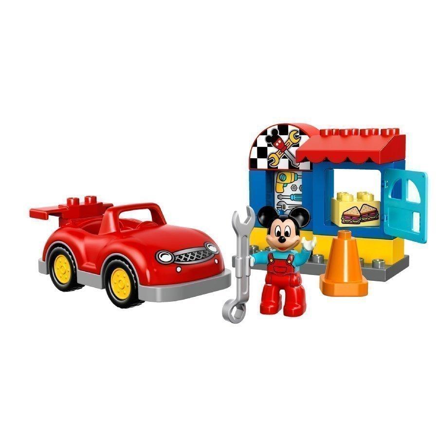 Lego Duplo Mikin Autokorjaamo 10829
