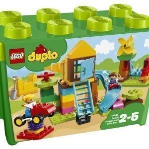 Lego Duplo My First 10864 Suuri Leikkikenttä Palikkarasia
