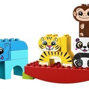 Lego Duplo My First 10884 Ensimmäiset Tasapainottelevat Eläimeni
