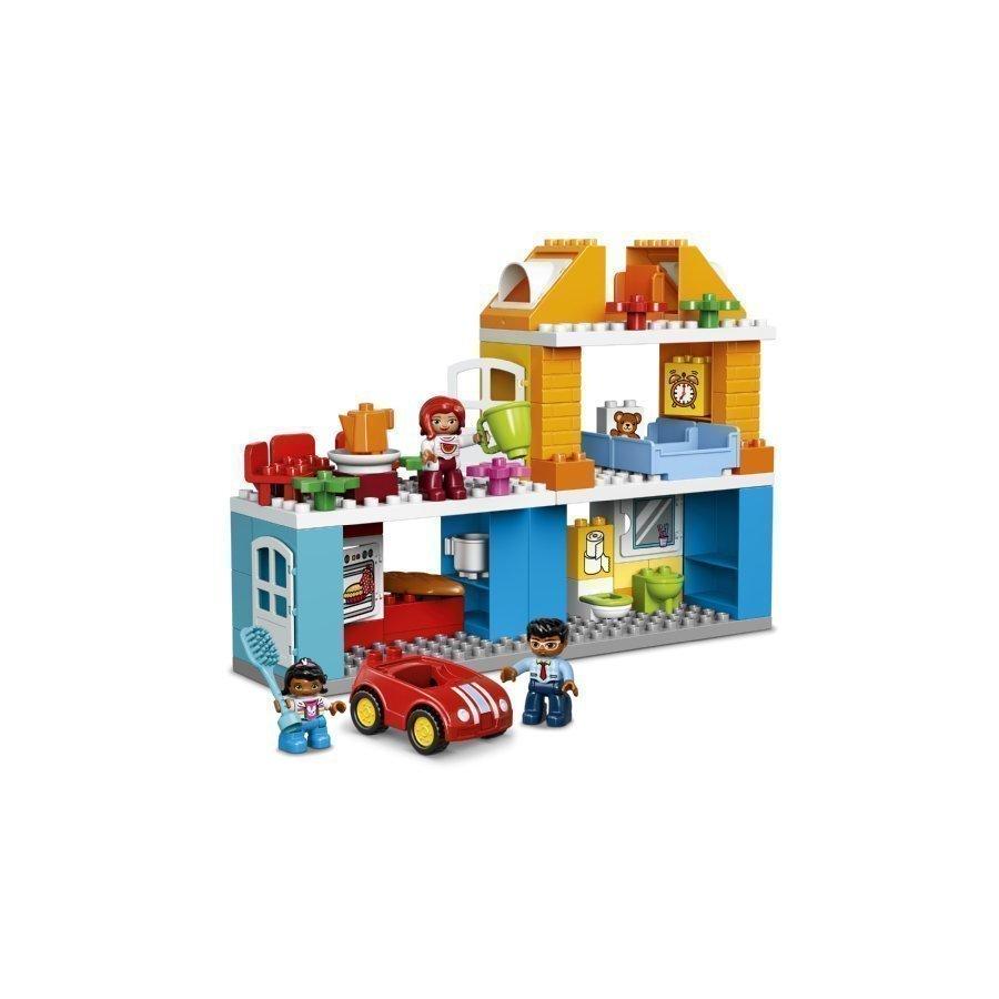 Lego Duplo Omakotitalo 10835