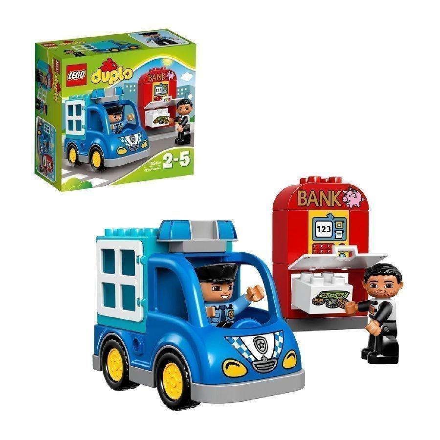 Lego Duplo Poliisipartio 10809