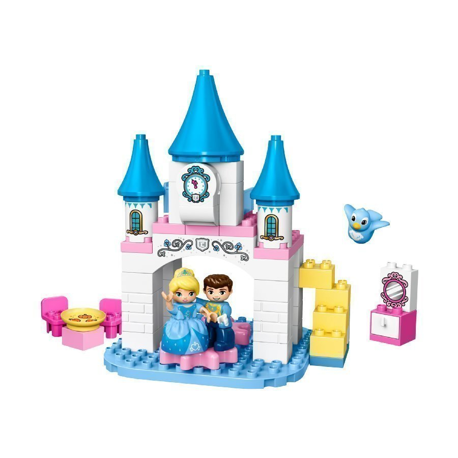 Lego Duplo Princess Tuhkimon Taianomainen Linna 10855