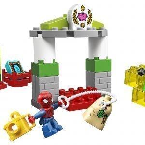 Lego Duplo Super Heroes 10893 Spider Man Vastaan Elektro