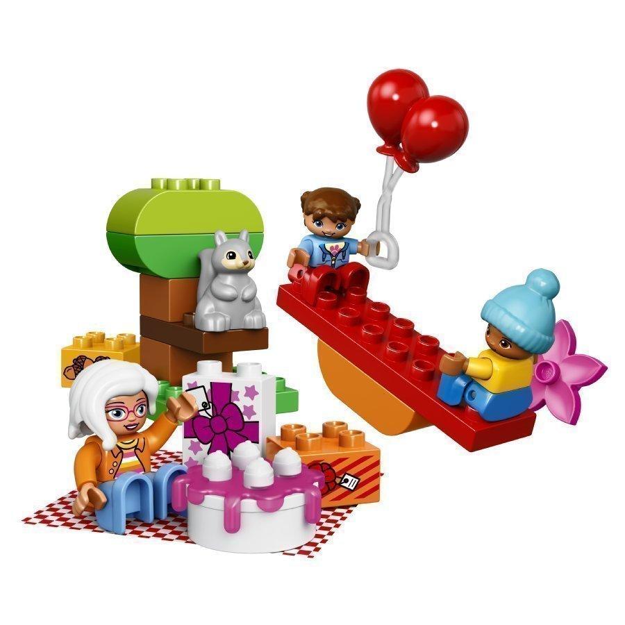 Lego Duplo Syntymäpäivä Piknik 10832