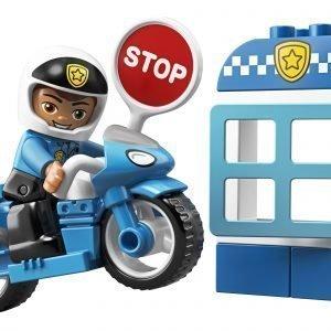 Lego Duplo Town 10900 Poliisimoottoripyörä