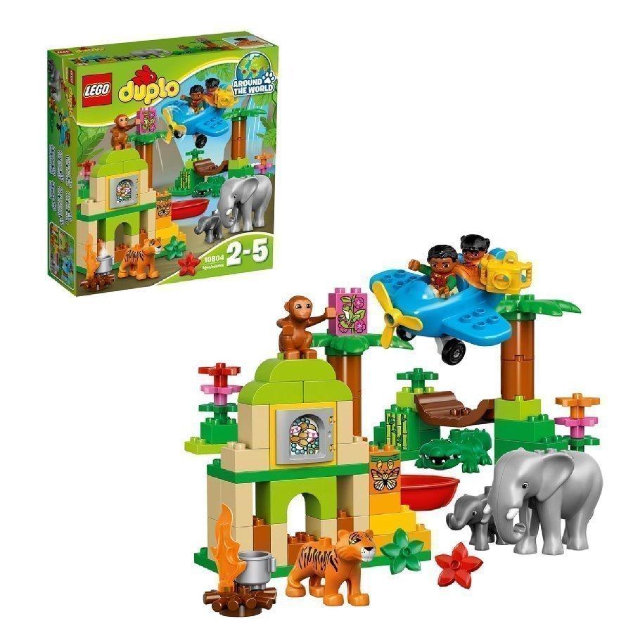 Lego Duplo Viidakko 10804