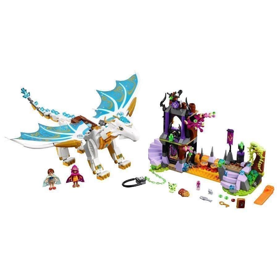 Lego Elves Kuningatarlohikäärmeen Pelastusretki 41179
