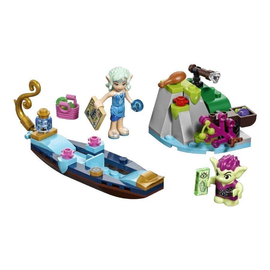 Lego Elves Naidan Gondoli Ja Rosvomenninkäinen 41181