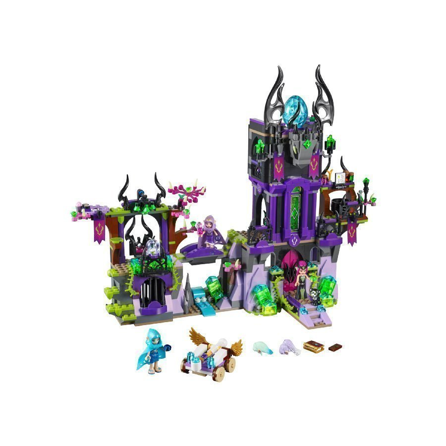 Lego Elves Raganan Taianomainen Varjolinna 41180