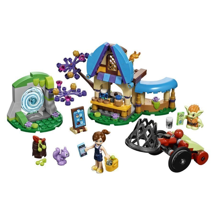 Lego Elves Sophie Jonesin Vangitseminen 41182