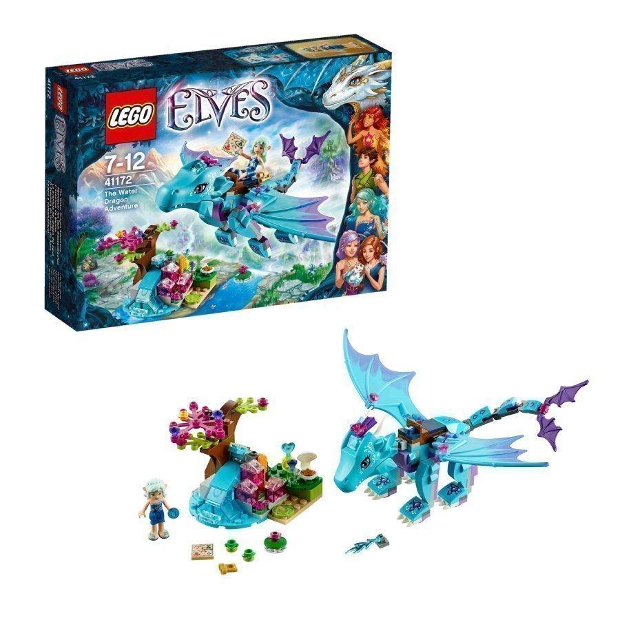 Lego Elves Vesilohikäärmeseikkailu 41172
