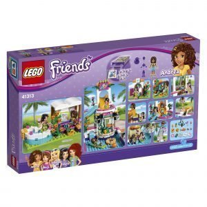 Lego Friends 41313 Heartlaken Kesäuima Allas