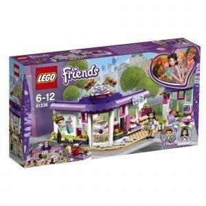 Lego Friends 41336 Emman Taidekahvila