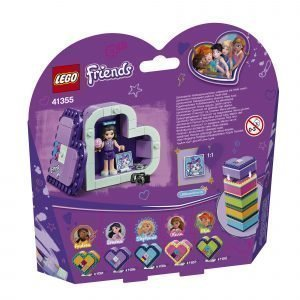 Lego Friends 41355 Emman Sydänlaatikko