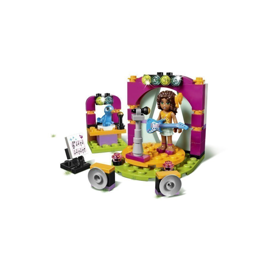 Lego Friends Andrean Duetto 41309