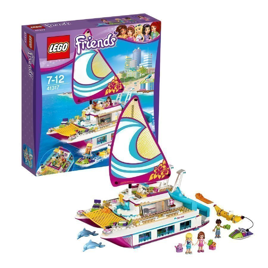Lego Friends Aurinkokatamaraani 41317