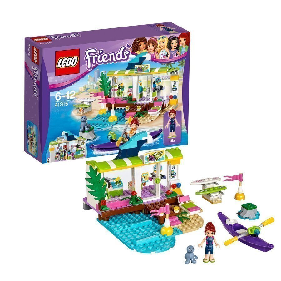 Lego Friends Heartlake Surffikauppa 41315