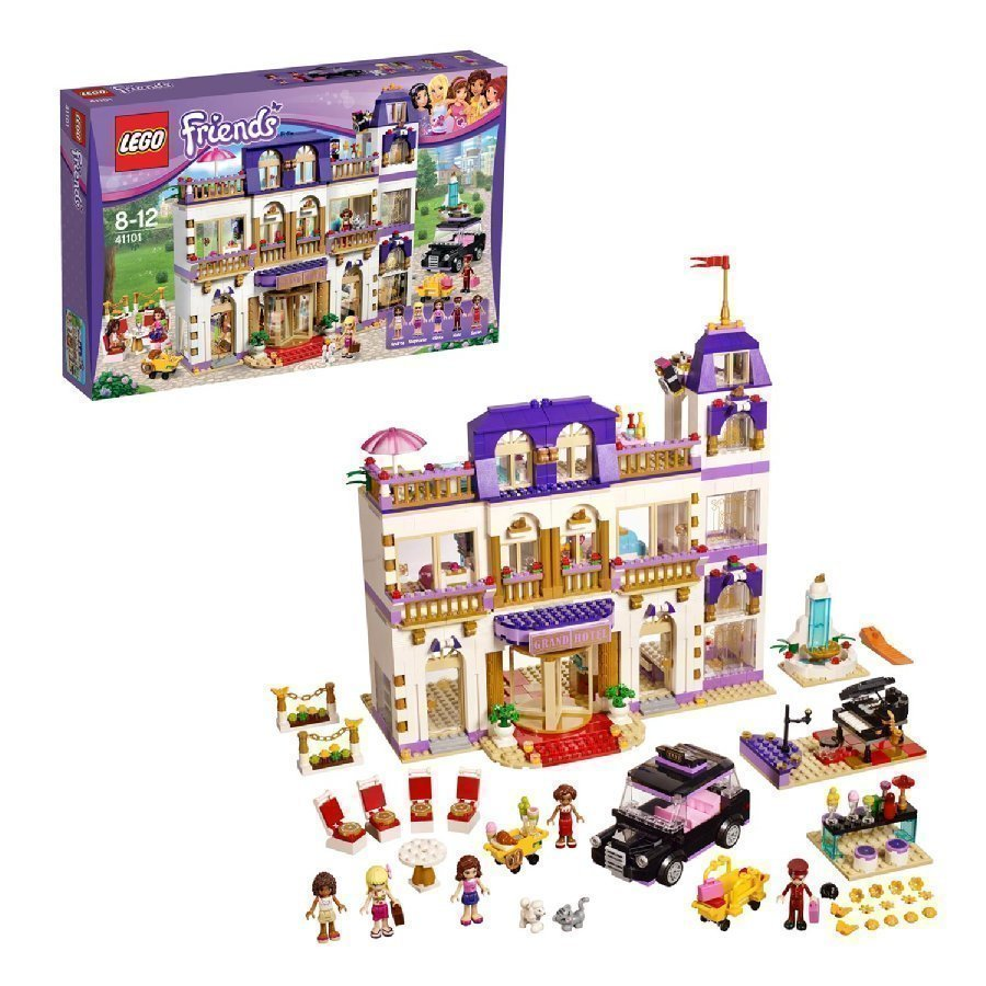 Lego Friends Heartlaken Grand Hotel 41101