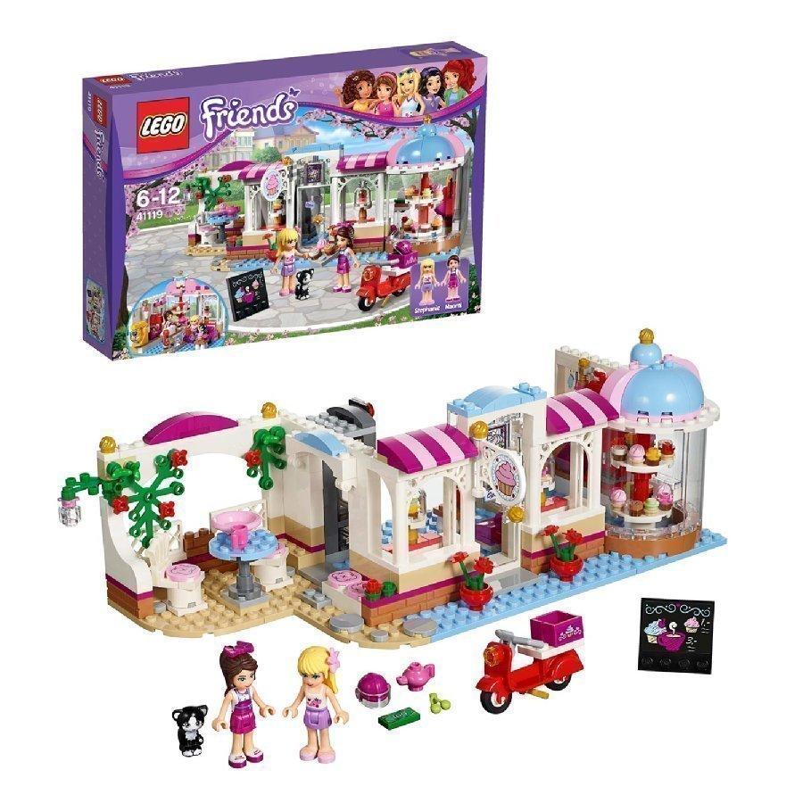 Lego Friends Heartlaken Kuppikakkukahvila 41119