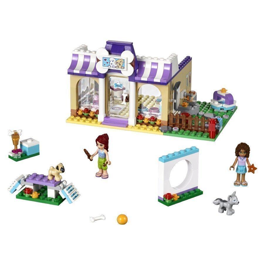 Lego Friends Heartlaken Pentupäiväkoti 41124