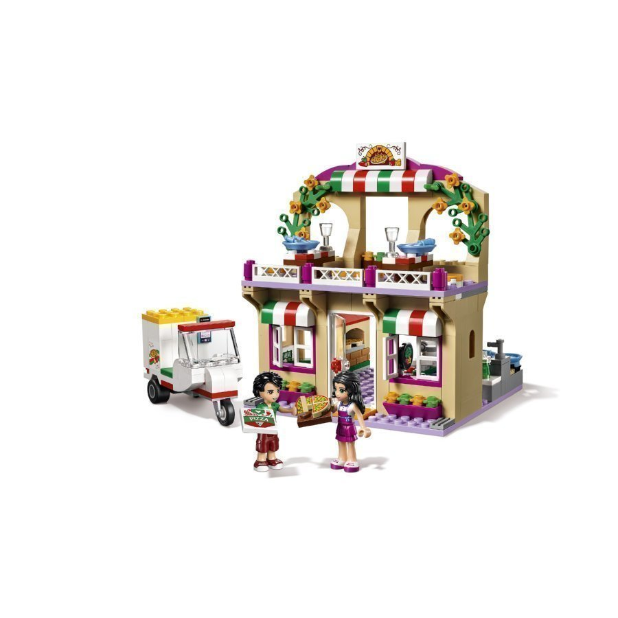 Lego Friends Heartlaken Pizzeria 41311