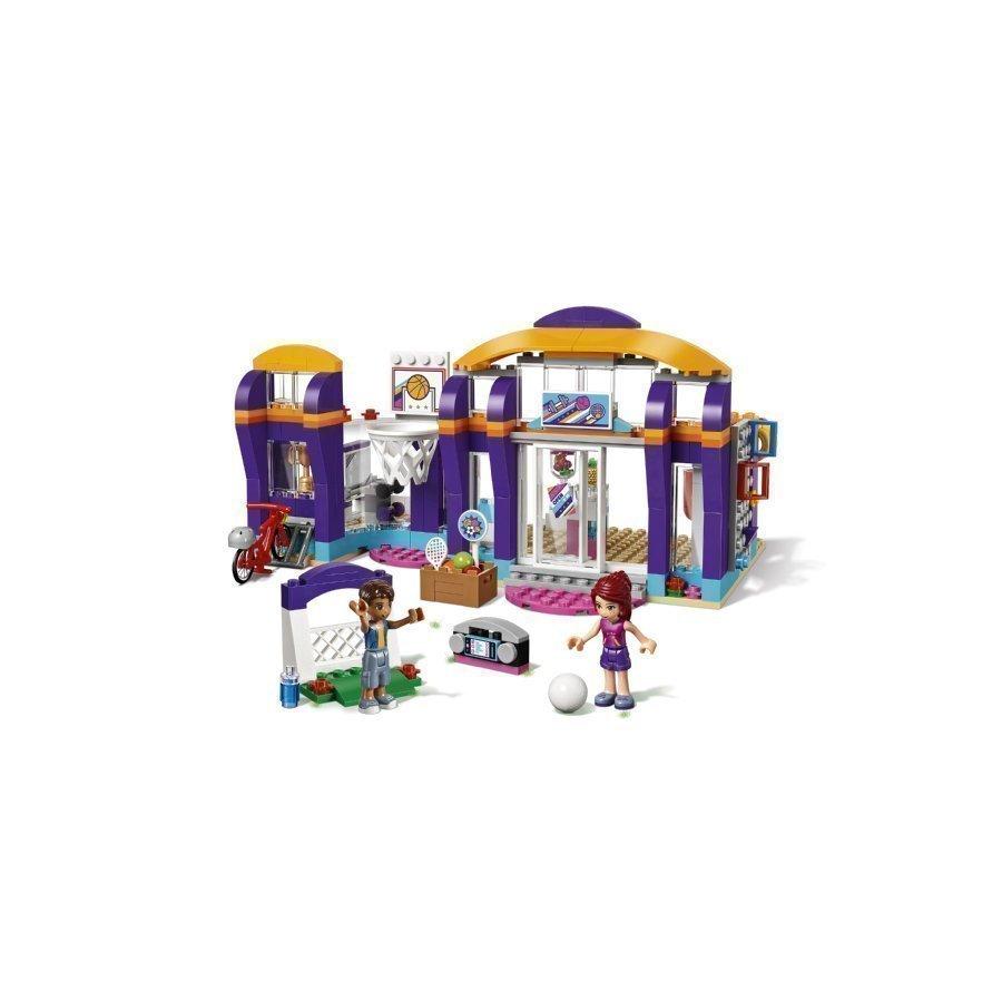 Lego Friends Heartlaken Urheilukeskus 41312